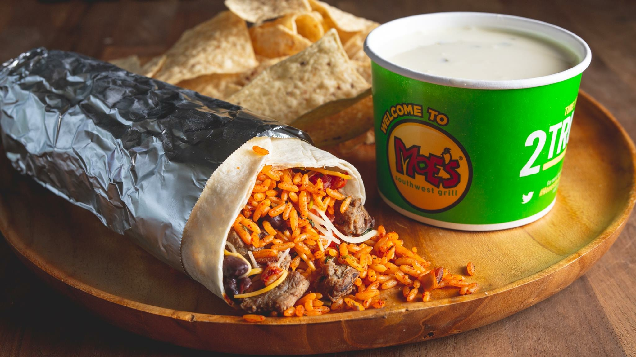 Moe's Southwest Grill - 116th